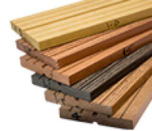 دک 9 سانت در 1 سانت چوب پلاست