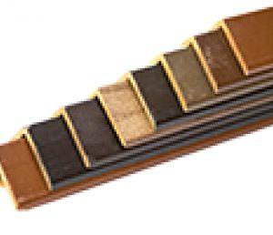 نبشی چوب پلاست 4 سانتیمتر