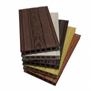 پروفیل کفپوش سنگین چوب پلاست