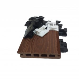 کلیپس H چوب پلاست