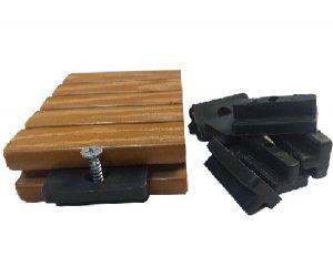 کلیپس T چوب پلاست